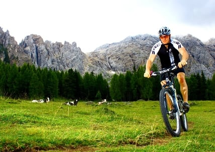 Road und Mountain Bike