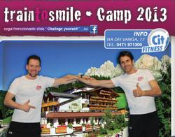 TrainToSmile Camp 2013